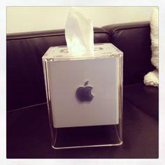 My Mac G4 Cube mod.