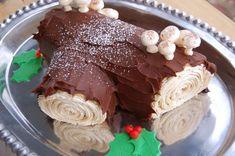Buche de noel mousse au chocolat ricardo