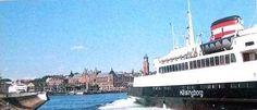 DSB færgen Hälsingborg