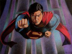 Superman, La Película de 1978. Fan Art