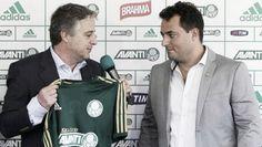 Novo diretor de futebol também comentou sobre a não apresentação dos atletas Lúcio e Wesley