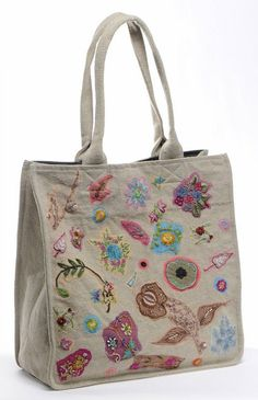 Recycled Cotton And Recycled Sarees Make Wonderful Bags