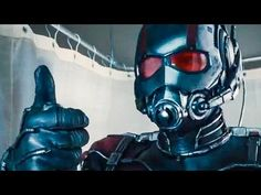 Ant-Man Official Teaser Trailer #1 (2015) - Paul Rudd Marvel Movie HD - YouTube