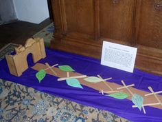GREAT ideas for hands on learning of Easter for ALL ages.  Good Friday Prayer Stations (an activity for all ages)