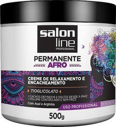 Produto em três etapas foi desenvolvido para processo de permanente e relaxamento  A Salon ...