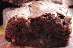 Fudgy Gluten-Free Chocolate Brownies