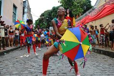 Carnaval de Olinda by Gerardo Lazzari, via Flickr.com