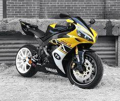 Black, Yellow and White