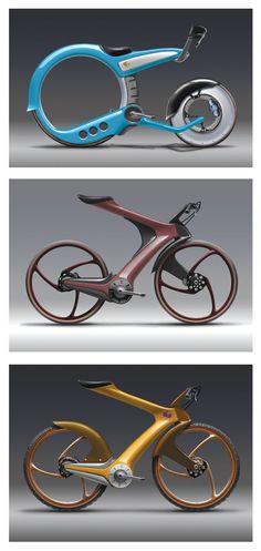 Velo Design, Bicycle Design, Design Logo, Cool Bicycles, Cool Bikes, Design Transport, Futuristic Motorcycle, Cycling Bikes, Custom Bikes