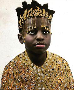 100 design lessons for 2021 Photography Series, Artistic Photography, Portrait Photography, Black Photography, Portrait Art, Hair Beads, Girls Quilts, African American Art, Gustav Klimt