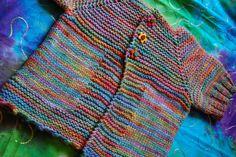 Elliot Sweater (3m/4yrs) - free pattern by Teresa Cole