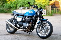 Triumph Bonneville by Spirit of the Seventies