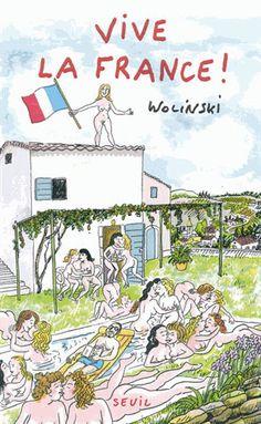 WOLINSKI : IN MEMORIAM....++++ #jesuischarlie #CharlieHebdo