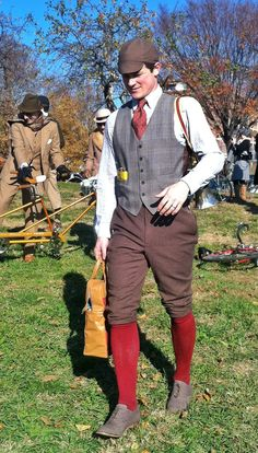 Philly tweed ride