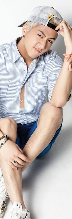 VIXX's Ravi for KWAVE July Shoot