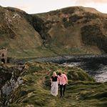 Ireland pre-wedding session, Ireland Elopement, Kinbane Castle Ireland, North Coast, Engagement Shoots, Ireland, Coastal, Explore, Adventure, Photography, Wedding, Travel