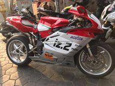 MV Augusta f4 750cc year 2004