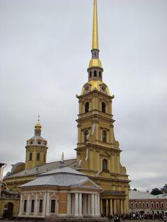 DIARIOS DE VIAJE ODV Y RCL: SAN PETERSBURGO, RUSIA