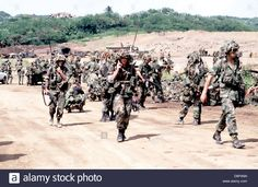 Image result for 82nd airborne division Invasion Of Grenada, 82nd Airborne Division, Saint George, Vietnam War, Us Army, Armed Forces, Dolores Park, Street View, United States