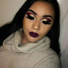 33 Elegant Prom Makeup Ideas That Looks . - 33 Elegant Prom Makeup Ideas That Looks Fantastic For Women - Makeup On Fleek, Flawless Makeup, Cute Makeup, Gorgeous Makeup, Pretty Makeup, Perfect Makeup, Makeup Geek, Make Up Kits, Black Girl Makeup