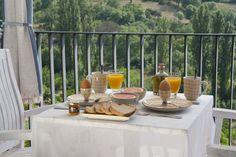 Beautiful views - breakfast on the terrace - www.facebook.com/RoyalStreetSouthernSpainHolidayHome