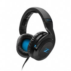Sennheiser HD6 MIX Over-Ear Studio Headphones - Sennheiser HD6 MIX headphones deliver an accurate, balanced sound reproduction suitable for mixing and monitoring in any studio or club situation.