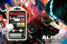 Ohrstöpsel für Musiker | Alpine MusicSafe Classic