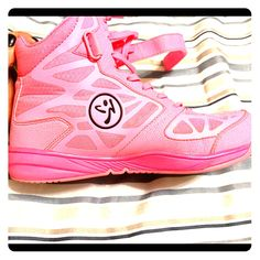check out 5d287 f46d3 Zumba Fitness Shoes   Zumba Shoes Size 7 12   Color  Pink   Size  7.5