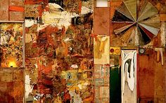 robert+rauschenberg+red+painting+series | What is beauty - the 10 qualities that make art beautiful