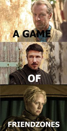 I find Aidan Gillen, who plays Baelish, very attractive. This makes his character all the more creepy for me.