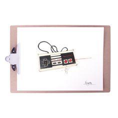 "Plakat ""Nintendo"""