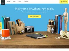 35 New Trendy Examples Of Web Design -