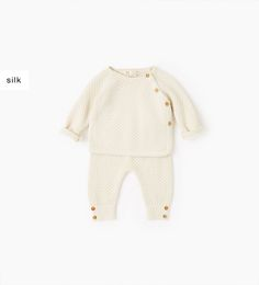 Silk cotton set-COLLECTION-MINI | 0-12 months-KIDS | ZARA United States