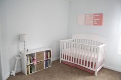 Since the day I found out I was pregnant I have been thinking about how to decorate the nursery.   The Martha Stewart monster in me was goi...
