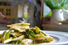 Asparagus Hash via @Ireland