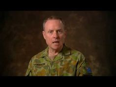 """A blistering message from a general in the Australian military on military sex abuse.    This inspires me to believe that there are people in postions of power who are willing to """"Show moral courage and take a stand."""" """"The standard you walk past is the standard you accept."""""""