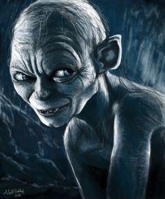 Gollum...my preciousssss