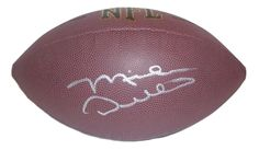 e8463778b6c Mike Ditka Autographed NFL Wilson Composite Football, Proof Photo Bears  Football, Nfl Chicago Bears