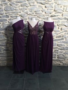 Pretty in plum! Thes