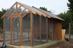"""""""Chicken Noodle Coop""""Based on features from Firefyter-Emt's """"La cage de poulet"""" and Renee's """"La..."""