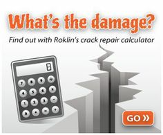 Do you need to know how much product you'll need to fill your pothole? Roklin's Crack repair calculator can be used to estimate quantities needed for potholes too. http://www.roklinsystems.com/crack-repair-calculator2/