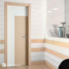Puerta de Interior | Modelos Eos | Serie Imagin | Castalla, Puertas e Interiorismo Eos, Cabinet, Interior Doors, Storage, Furniture, Home Decor, Environment, Models, Oak Tree