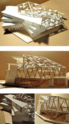 Arquitectura - Arquitectura Informationen zu Arquitectura Pin Sie können mein Profil ganz einfach verwenden, um ve - Maquette Architecture, Architecture Design, Architecture Model Making, Architecture Sketchbook, Concept Architecture, Amazing Architecture, Landscape Architecture, Arch Model, Building Design