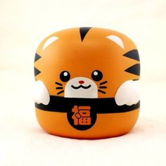 Kuso Vinyl – Wondercon Exclusive Tiger Happy Luckitty Pon