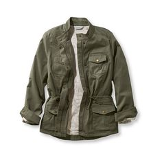 Lined Freeport Field Jacket (180 BAM) ❤ liked on Polyvore featuring outerwear, jackets, fleece-lined jackets, lined field jacket, blazer jacket, military jacket and army jackets