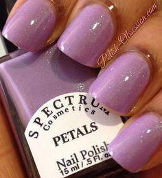 Spectrum Cosmetics - Petals #indiepolish #nailpolish