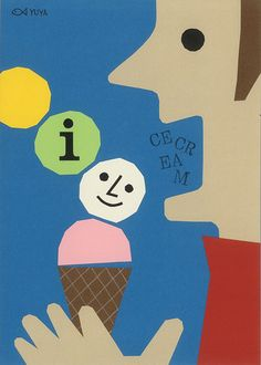 paul rand illustration - Google Search