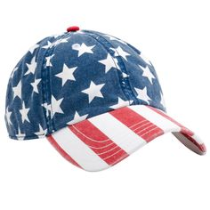 quality design acaa7 3f9dc If hot dogs, baseball, and the fourth of July made a hat baby,