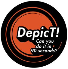 Reason #8 - Think small, win big! If super-short films are your forte, entries of 90-seconds can compete in the DepicT! strand, for the chance of a £1500 cash prize.