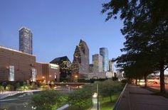 Houston's Theater District